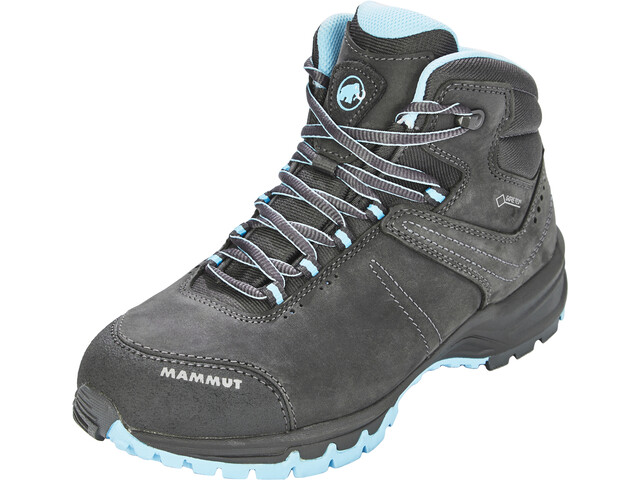 Mammut Nova III Mid GTX Shoes Dame graphite-whisper